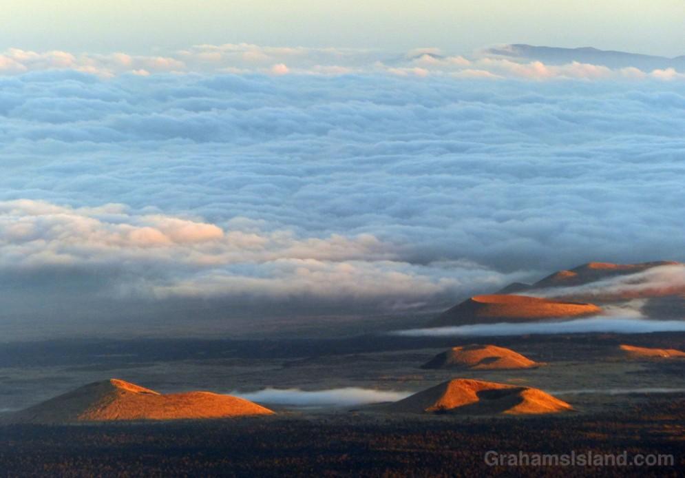 Mauna Loa Saddle
