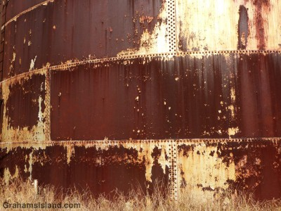 Better Days: Old Water Tank