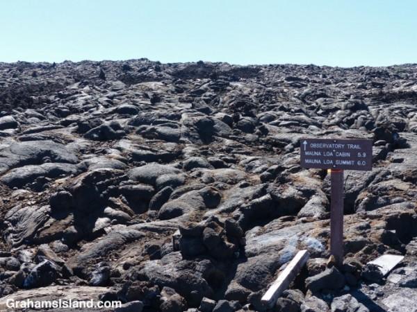 Mauna Loa Trailhead