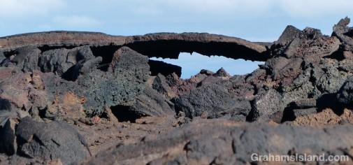Mauna Loa Tube Remnant