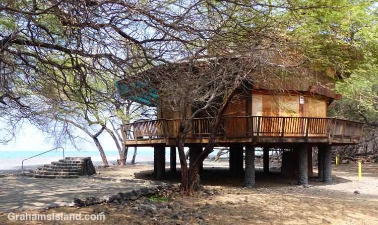 The house built for Loretta Lynn at Kiholo.