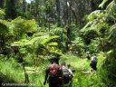 Hiking in Kahuku