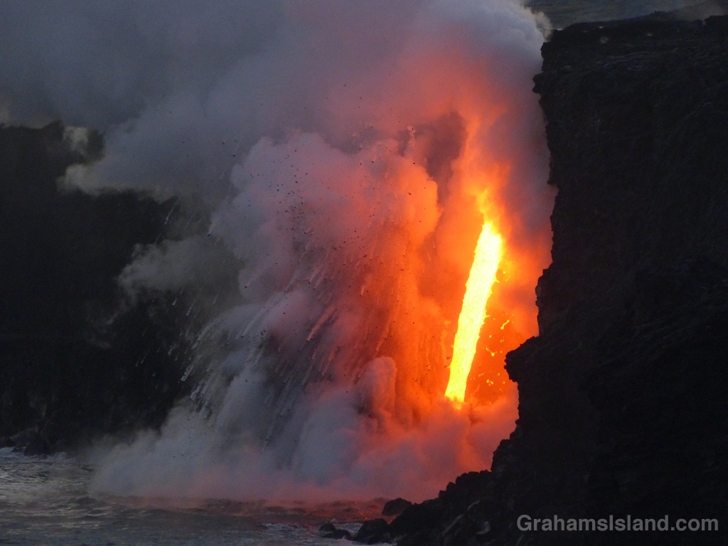 facts and information of mount kilauea Climbing mt asama driving kilauea rim drive a temple sits astride the onioshidashi lava flow on the north flank of asama volcano source of information.