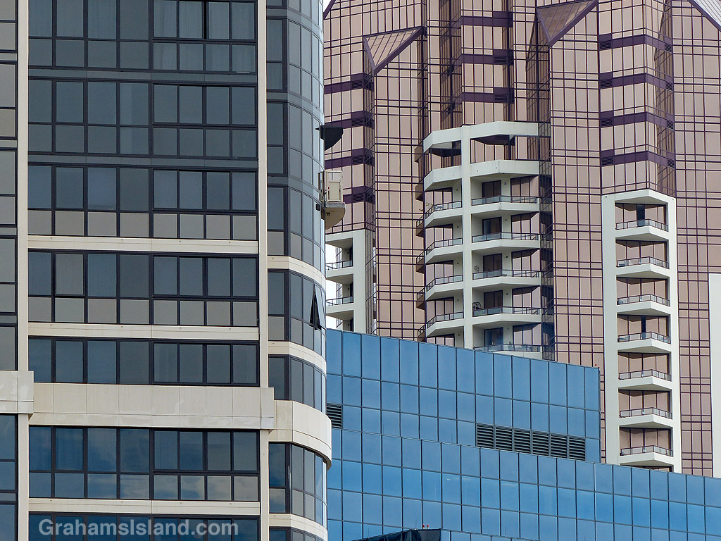 Abstracts-Three Buildings Honolulu