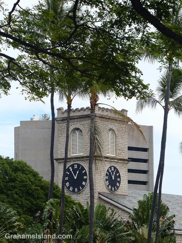 Kawaiaha'o Church Honolulu