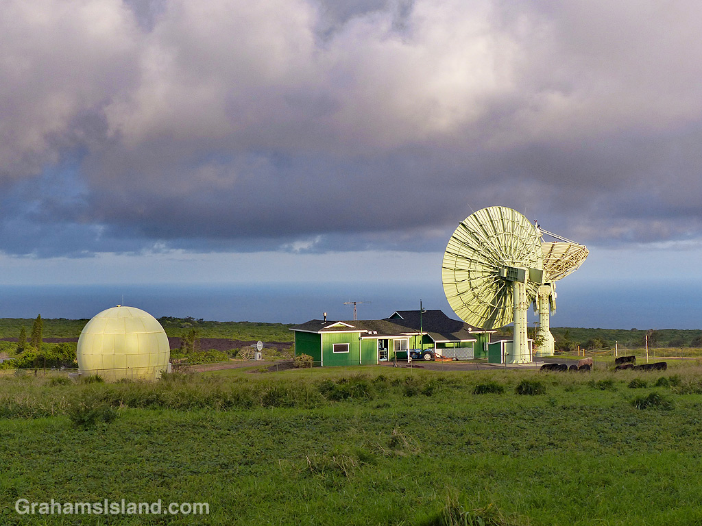 South Point Space Tracking Station