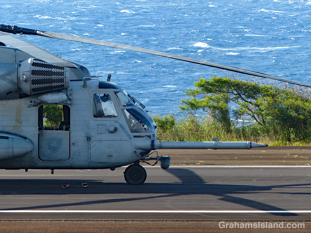 Sikorsky CH 53E Super Stallion helicopter