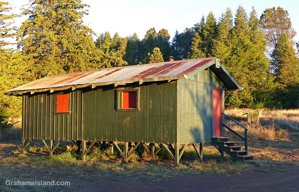 CCC Cabin Mauna Kea
