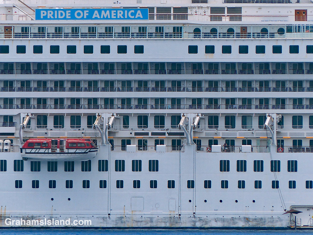 Abstracts-cruise ship windows