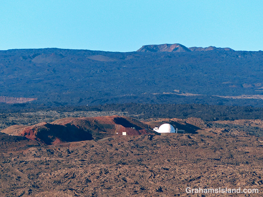 HI-SEAS site on Mauna Loa