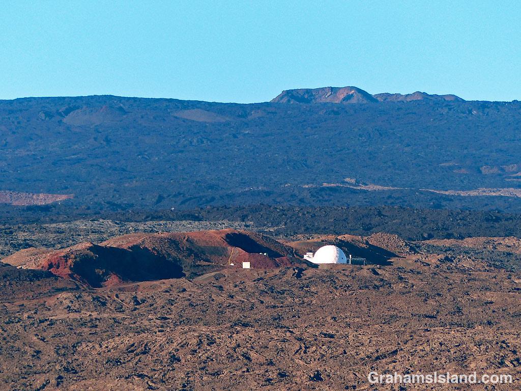 HI-SEAS site on Mauna Loa