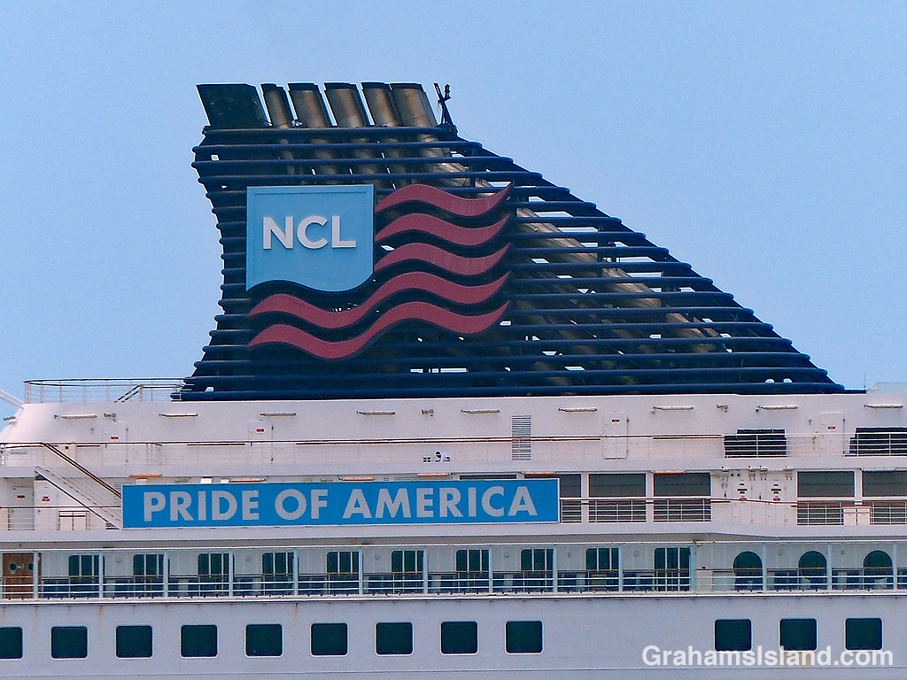 Cruise ship name