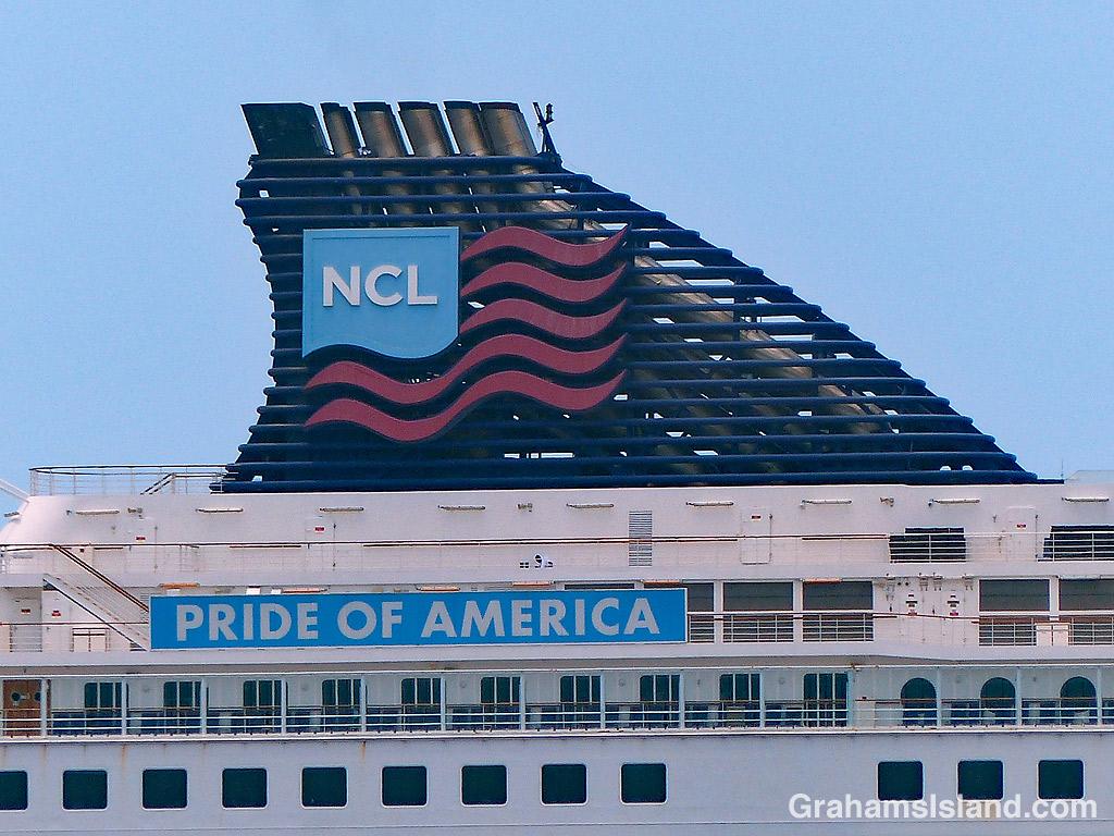 Cruise ship name