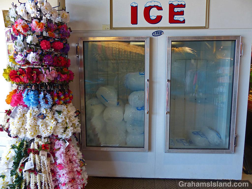 The Ice freezer